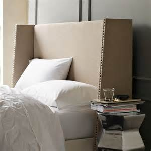 All Modern Headboards by Wingback Nailhead Headboard Modern Headboards By