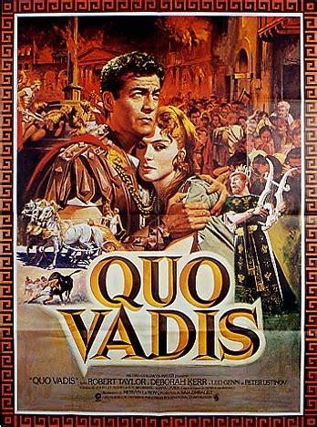 film gratis quo vadis ancient rome movies