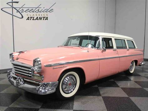 Ford And Chrysler by 1956 Chrysler Wagon For Sale Classiccars