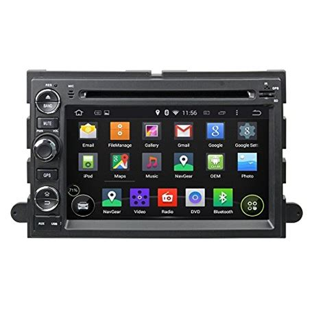 book repair manual 2004 ford e150 navigation system corotc android 5 1 car gps radio stereo navigation system dvd player for ford fusion explorer