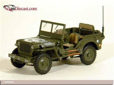 dark green jeep cj hongwell jeep cj 2a open dark green 950 in 1 43 scale