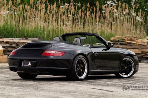 Shop Porsche by In The Shop Porsche 997 Cabrio Fabspeed Motorsport