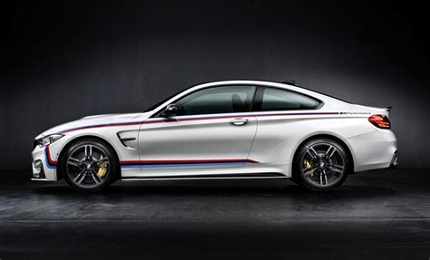 perfomance bmw bmw m performance reveals options for m3 m4