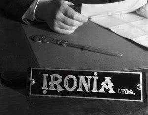 vasco ironia diferencia entre iron 237 a y sarcasmo