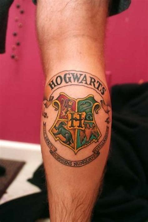 30 breathtakingly beautiful harry potter tattoo designs
