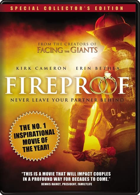 Fireproof Quotes From The