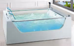 Big Bathtubs With Showers Sunrans Freestanding Acrylic Bathtub Surf