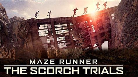 Review Film Maze Runner The Scorch Trials Indonesia | maze runner the scorch trials review the indian express