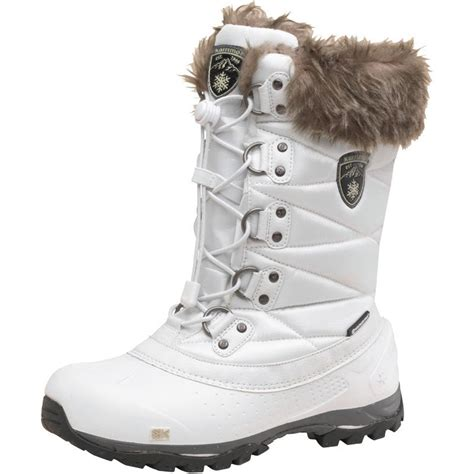 buy karrimor womens alaska weathertite snow boots white at