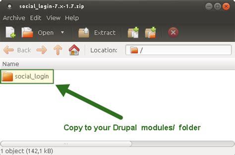 drupal social login module docsoneallcom