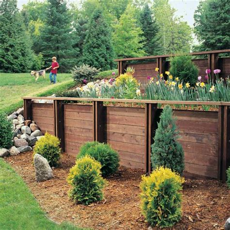 Garden Wall Materials Choosing The Proper Material For Your Garden Retaining