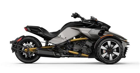 Dreirad Motorrad Can Am by Can Am Spyder F3 Spider S 2017 Y Edici 243 N Especial Daytona