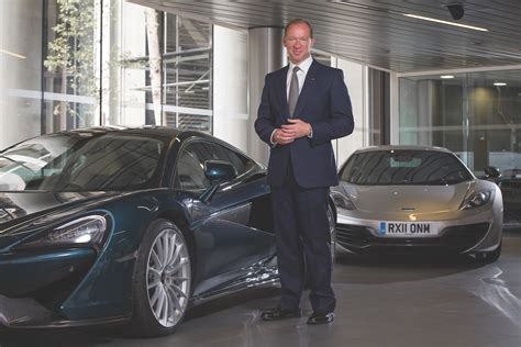 mclaren ceo mike flewitt ceo of mclaren automotive the ceo magazine