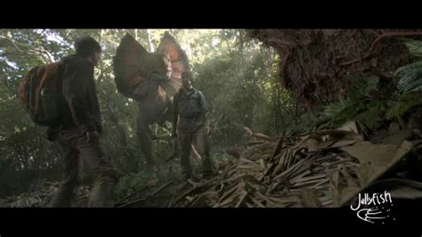 the dinosaur the dinosaur project visual effects