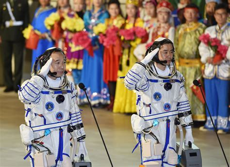 rise  rise  chinas space programme  numbers