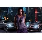 Need For Speed Carbon Girl 2 Wallpaper  HD Car Wallpapers