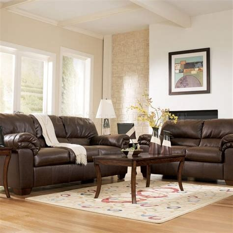 Decor Ideas For Living Room With Brown Leather Furniture - best 25 brown sofa decor ideas on living room