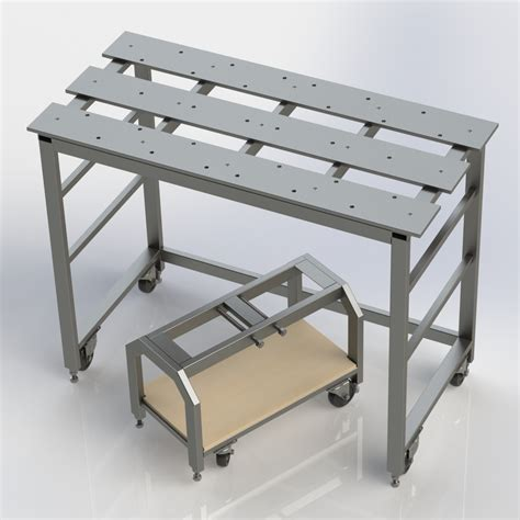 Welding Bench Design Welding Table Plans
