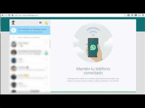 tutorial clonar whatsapp como desativar whatsapp web doovi