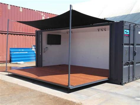 The Awning Company Container Modification And Repair Customised Containers
