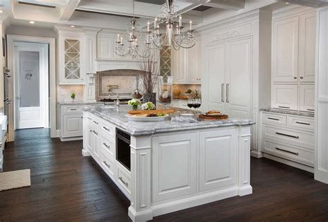 carrara marble kitchen island 25 breathtaking carrara marble kitchens for your inspiration