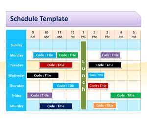 powerpoint project schedule template free schedule powerpoint templates free ppt powerpoint