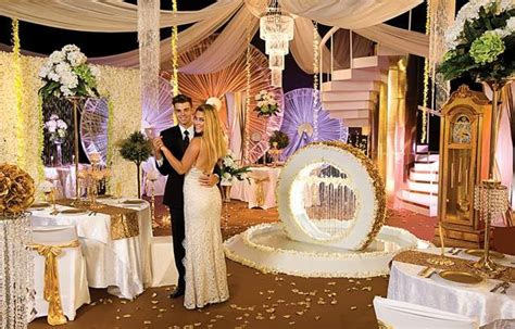 prom theme names with gold golden gala complete prom theme anderson s