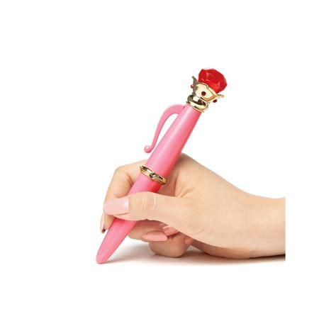 dati sailor sailor moon disguise transformation wand pen set