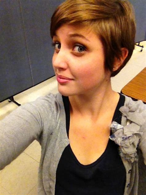 how to take care of a pixie cut 17 best images about short hair don t care on pinterest