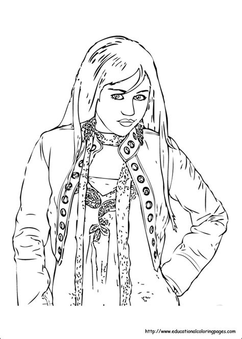 montana map coloring page hannah montana coloring pages educational fun kids