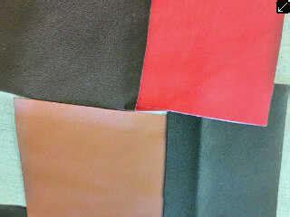 Jaket Pria Keren Parasut Coklat bahan jual jaket semi kulit asli domba garut