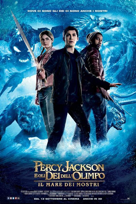 film seri percy jackson percy jackson e gli dei dell olimpo il mare dei mostri