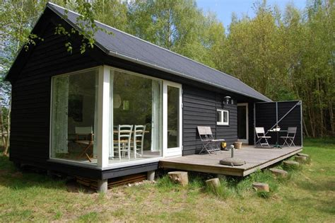 prefabricated tiny homes a modular vacation house from denmark m 248 n huset small