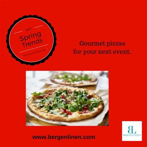 What Is Your Favorite Food Trend Of 2007 by Bergen Linen This 2017 Food Trend What Are