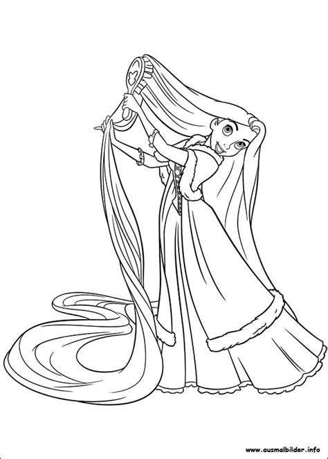 rapunzel sun coloring page free coloring pages