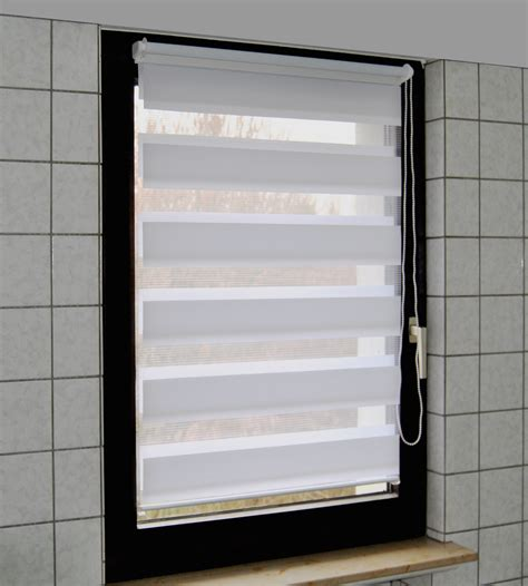 jalousie 75 x 200 roller blind 75x150 100x150 white with chain pull