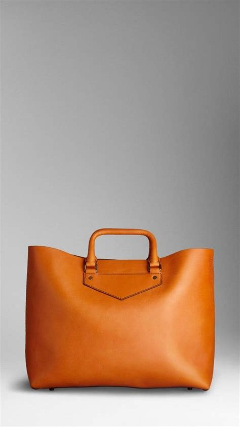 Nicky And Burberry Prorsum Tote by Burberry Prorsum Large Leather Landscape Tote 1