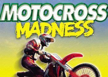 motocross madness cheats motocross madness коды