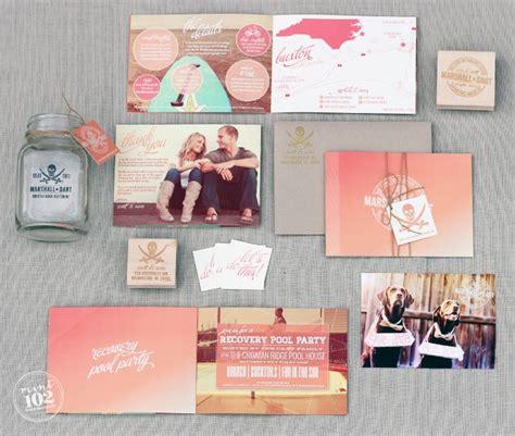 Wedding Branding by Wedding Branding By Salted Ink S Company Mint 102