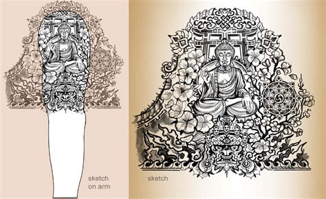 tibetan buddhist tattoos meaning amp tattoo designer