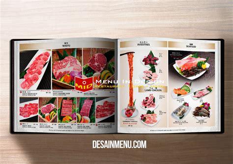 layout divisi produksi restoran design menu blog