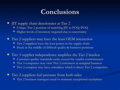 Tier 2 Mba Schools by Tier 2 Jit Business Impact