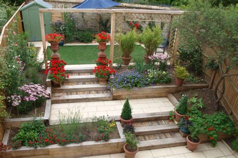 small terraced house garden ideas 17 fantastic terraced flower garden ideas