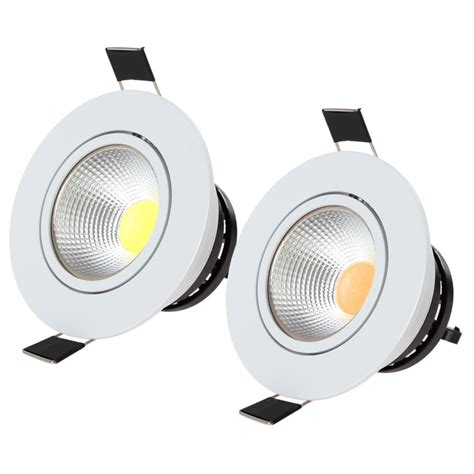 aliexpress buy 5w cob led recessed lighting fixture