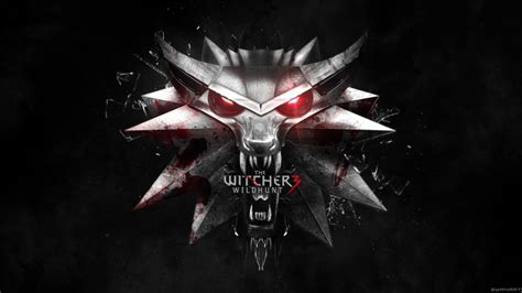 wallpaper 4k the witcher 3 the witcher 3 4k logo wallpaper 171 syanart