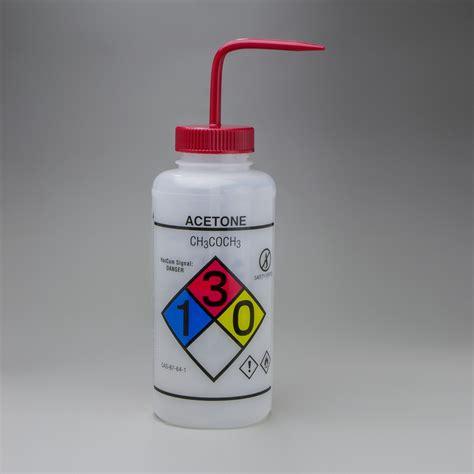 Bel Art F12432 0001 Ghs Labeled Safety Vented Acetone Wash