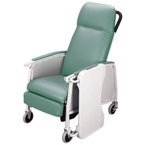 lumex 574g deluxe three position recliner