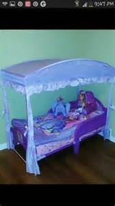 Sofia Toddler Bed With Canopy 1000 Images About Laylas Bedroom On Sofia The