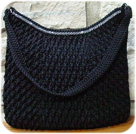 crochet thread bag pattern fanciful bag pattern creative yarn source