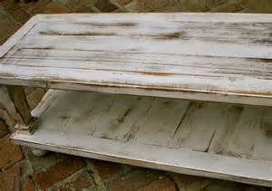 White Distressed Coffee Table The Most Pleasing Recycled Furniture Of The Distressed Coffee Table Coffe Table Gallery